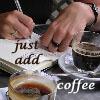 Writing: Just Add Coffee