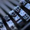 Writing:Old Typewriter
