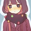 Anime~ giant cute scarf.