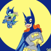 Batmite and Babs