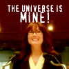 [ BSG ] The universe is Laura's!