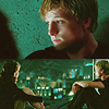 that girl, she glows: HungerGames-Rooftop Love