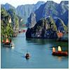 Vietnam. Halong bay