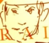 "Tony Millionaire ""portrait"""
