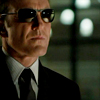Coulson in shades