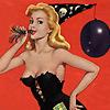 pin-up girl (happy birthday!)