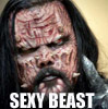 Mr. Lordi is a sexy beast, Lordi