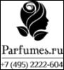 parfumes.ru, интернет магазин парфюмерии