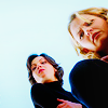 Claudia: swan queen ◦ jump together?