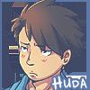 Huda's Arashi Fanarts
