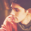 MERLIN ♥ A quiet moment