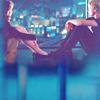 wanderinghope~: hunger games: katniss/peeta • sitting