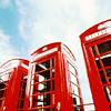 Christina: london phonebooths