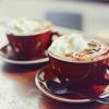 Christina: coffee capp