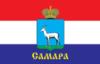 герб, флаг самары, герб самары, самара