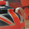 Christina: british teapot