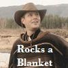 Katherine (Kat): Dean_RocksABlanket