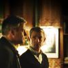 Sherlock/John & Lestrade/John looking