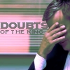 Sherlock/Lestrade/doubts of the king