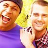 NCIS LA: Chris & LL: :D & XD