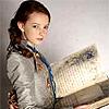 Sholeh: Bookworm 03, Sholeh: Library 03, Sholeh: Looking at You (with Book)