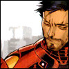 tony iron man comic