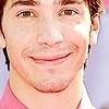 justin: sweet smile