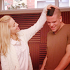 With Puck (Mohawk)