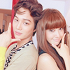 Onew & TaeYeon need to be together, okay? ♥: Hasshi