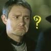 Sherlock - John :(