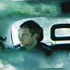 Sherlock/John in car