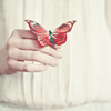 Forever young!: butterfly