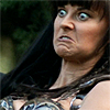 Kiwi Crocus: TV || Xena || Face.