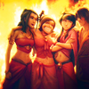 Kali: atla :: dangerous ladies plus one
