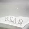 Reading (b&w)