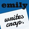 emilywritescrap