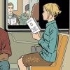 Missed Connection- Adrian Tomine