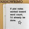 Nano plotnotes
