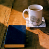 Stock: Book + Tea