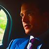Harvey in the Car