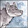 Thistle: winter wolf
