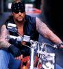 No-Prey-Remains: Motorcycle/Bandana