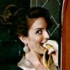 people banana