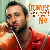 "H50 Steve ""orange doesn't become me"""