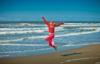 Море прыжок