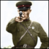 Officer of the red army