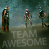 wake_the_dragon: team awesome