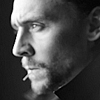 B&W Profile Hiddles