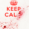 keep calm by timepunching