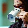 I am Tony Stark's Vanity, coffee now, Iron Man